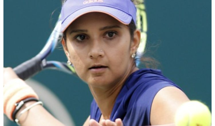 Sania Mirza win in Comeback Match