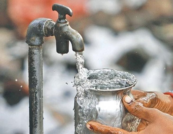 KMDA installs water meters