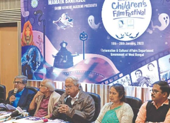 Children's Film Festival to commence from Jan 19