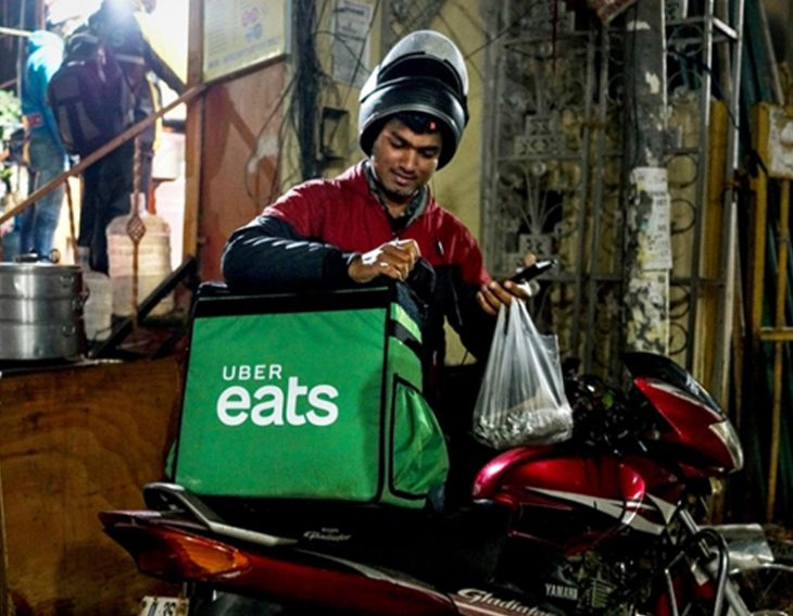 Journey of Uber Eats in India comes to an end