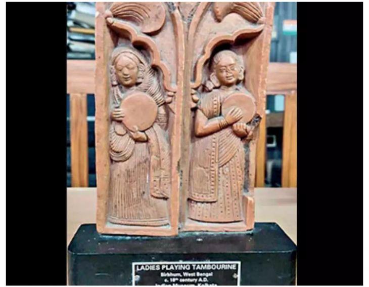 ঊনবিংশ শতকের টেরাকোটার মূর্তি পাওয়া গেল সল্ট লেকে