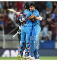 প্রথম টি-টোয়েন্টি জিতে নতুন রেকর্ড ভারতীয় দলের