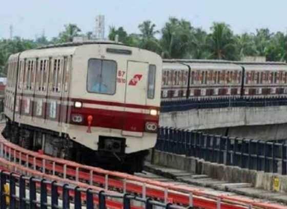 New rakes to replace old Kolkata Metro rakes