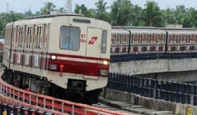 New rakes to replace old Kolkata Metro rakes