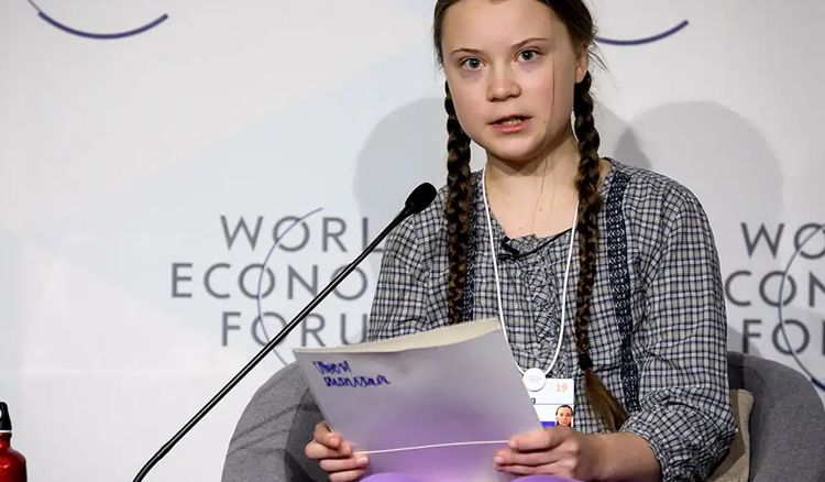 Thunberg Nominated for Nobel Peace prize