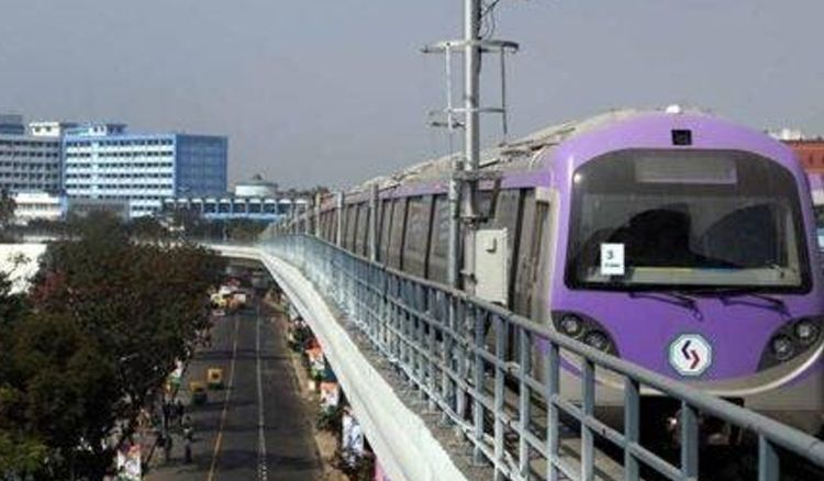 E-W Metro to start operations on Valentine's Day!