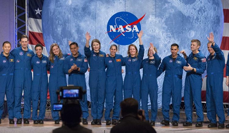 Want to become a NASA astronaut?