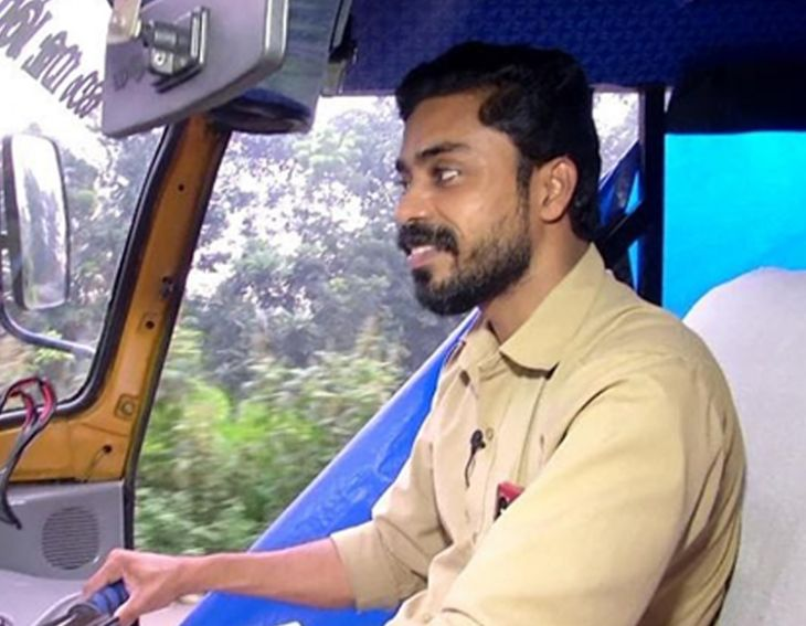 The most educated auto driver!