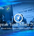 Speak Your Mind 2020: Undeniably a battle of minds!