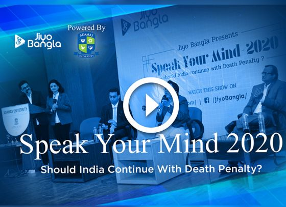 Speak Your Mind 2020: Undeniably a battle of minds!