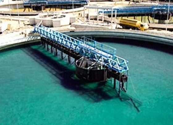 New water plant at Palta