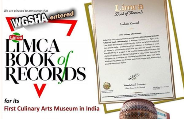 WGSHA enters Limca Book of Records