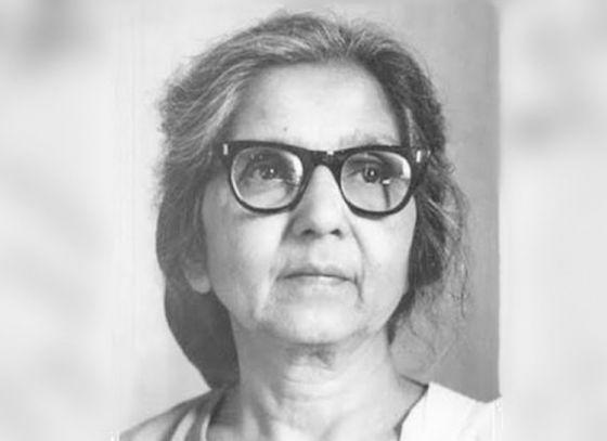 অগ্নিকন্যা অরুণা আসফ আলি