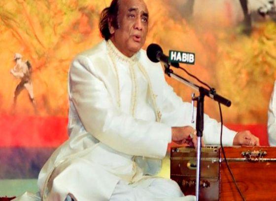 'কায়নাত কে সিতারে' মেহেদী হাসান