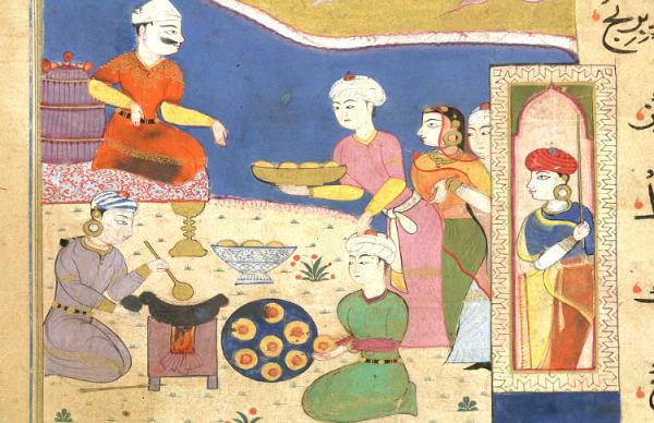 'নিমতনামা' বহমান সভ্যতার স্বাদের ইতিহাস