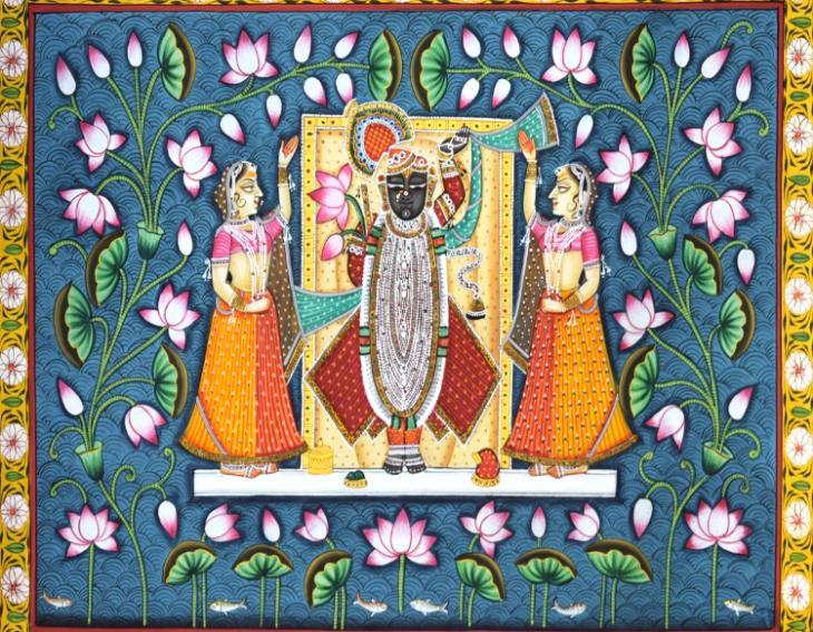 শ্রীনাথজীর 'হাভেলি'