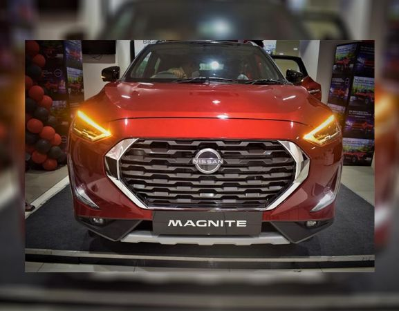 Nissan launches the much awaited compact SUV 'Magnite'
