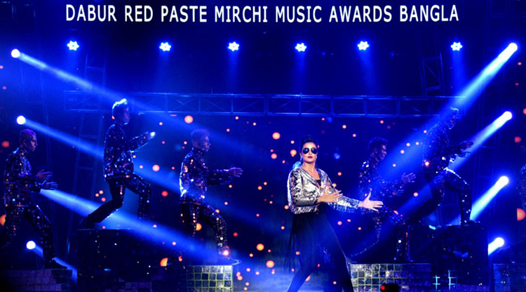 Mirchi Music Award Bangla- The only music award show In West