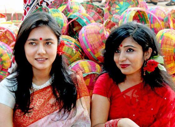 Saraswati Puja - Bengali Valentines Day
