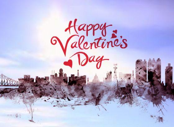 Valentine's Day Celebration in Bengal