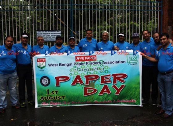 Say 'YES' to paper this Paper Day