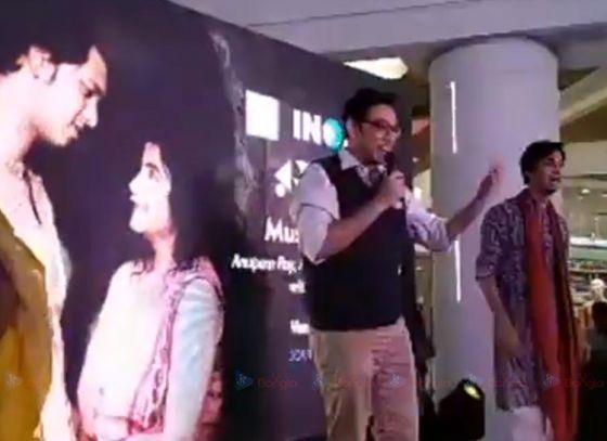 Anupam drops the beat with Rosogolla