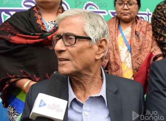 Indian Football Legend Sukumar Samajpati | Interview | Exclusive | LIVE