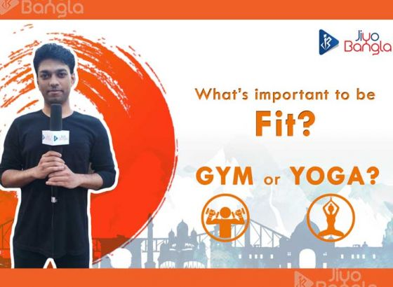 GYM vs YOGA | LIVE