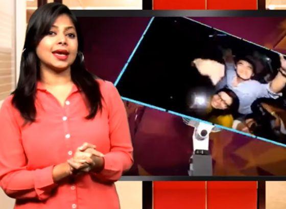 Akshay Kumar | Simba | Cine Track | LIVE | 5th March 2019