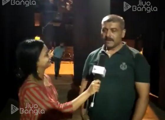Sudip Mukherjee   Exclusive Interview