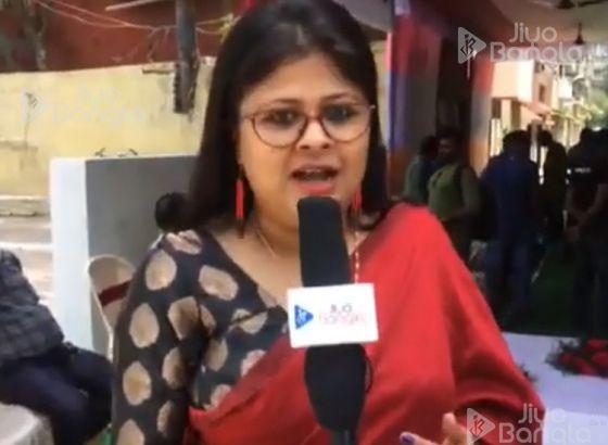 S B Park Sarbojonin | Khuti Puja | Jiyo Bangla Sharod Samman 2019