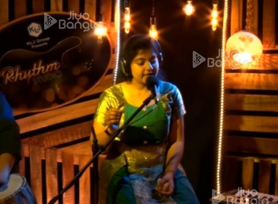 Bole Re Papi Hara| Nilanjana Bose | Episode 23 | Rhythm Studio | Season 1