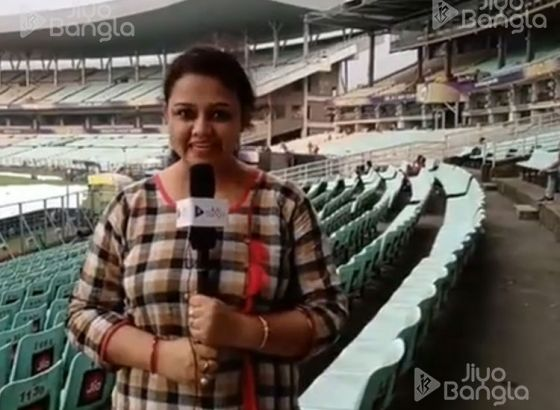 KKR and RBC | Practice Session | IPL | Eden Garden