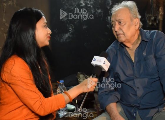 Soumitra Chatterjee | Exclusive Interview