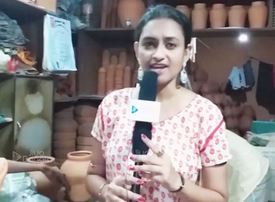 Earthen Clay Pot | Cold Water For Summer