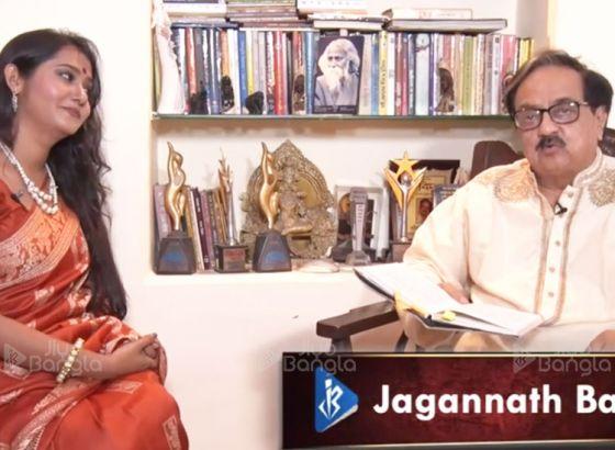 Rabindranath Tagore | 25th Baisakh | Jagannath Basu | Episode 4 | Hridoy Maajhe Robi