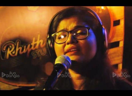 Tomay Gaan Shonabo| Sumeli Chakraborty | Episode 25 | Rhythm Studio | Season 1