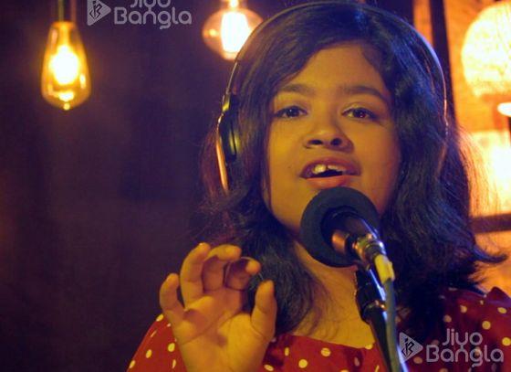 Jaani Dekha Hobe covered by Shairindhree Dasgupta on Rhythm Studio, Season 1