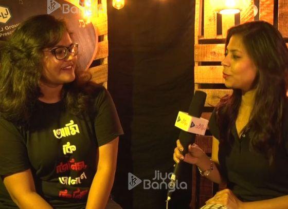Exclusive Interview of Sumeli Chakraborty