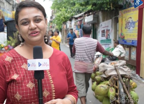 Jiyo Bangla Sharod Samman 2019 | Khunti Puja of Kansari Para