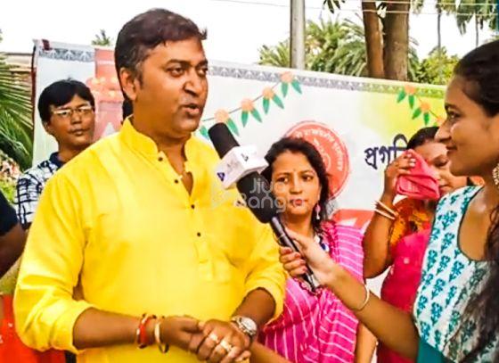 Kudghat Pragati Sangha| Khuti Puja| Jiyo Bangla Sharod Samman 2019