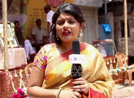 Telengabagan । Khuti Pujo| Jiyo Bangla Sarrod Samman 2019