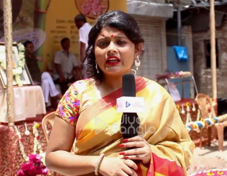 Telengabagan । Khuti Pujo  Jiyo Bangla Sarrod Samman 2019