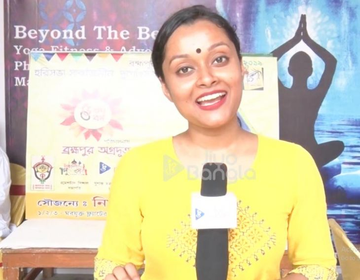 Jiyo Bangla Sharod Samman 2019 | Khuti Puja of Brahmapur Harisava