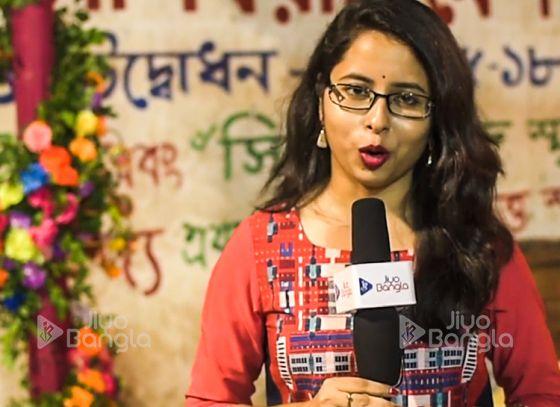 Purbachal Sarbojanin Durgotsab  | Khuti Puja | Jiyo Bangla Sharod Samman 2019