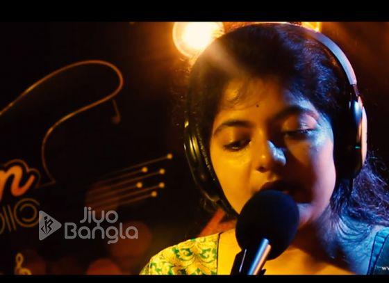 Jhanana Jhanana Baje | Nilanjana Bose | Rhythm Studio | Season 1