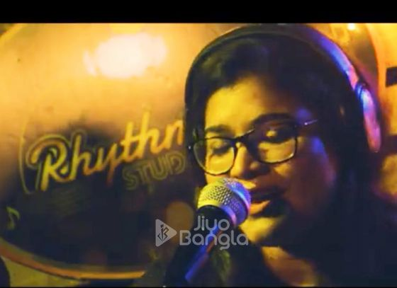 Watch Sumeli Chakraborty perform Tauba Tauba only on Rhythm Studio | Season 1