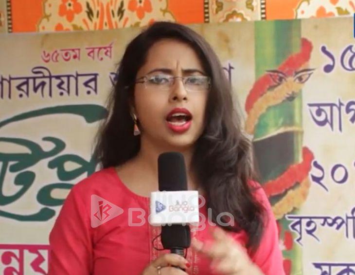 Watch the Khuti Puja of Paschim Putiari Palli Unnayan Samiti|Jiyo Bangla Sarod Samman 2019