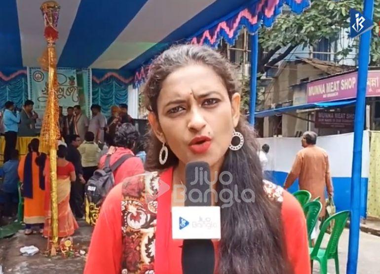 Watch the Khuti Puja of Bhowanipur Ritwik Club|Jiyo Bangla Sharod Samman 2019
