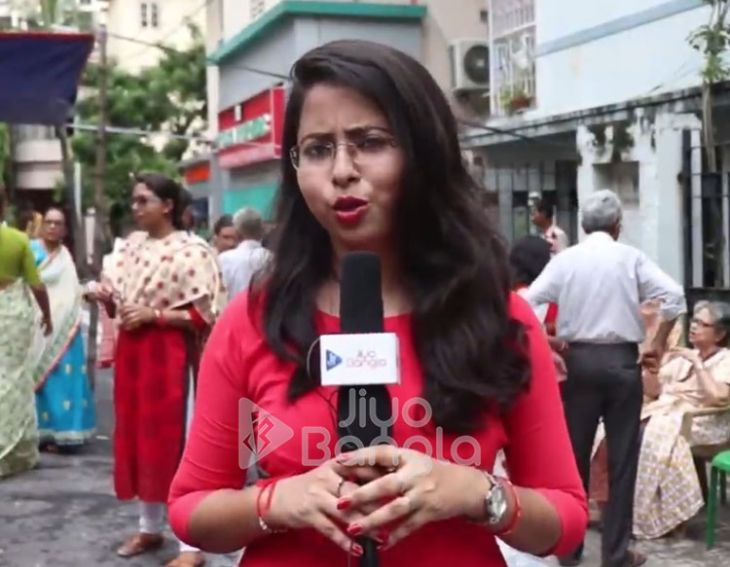 Watch the Khuti Puja of Falguni Sangha |Jiyo Bangla Sharod Samman 2019